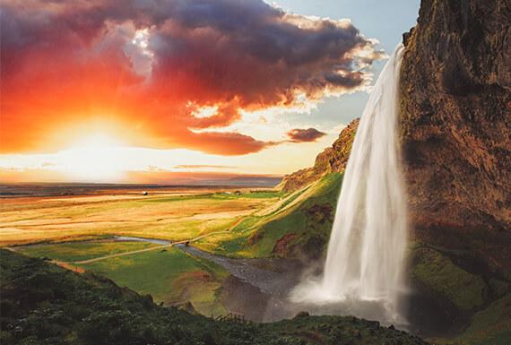 Nature lightroom landscape presets cover