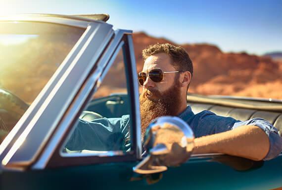 Car Trip lightroom landscape presets cover