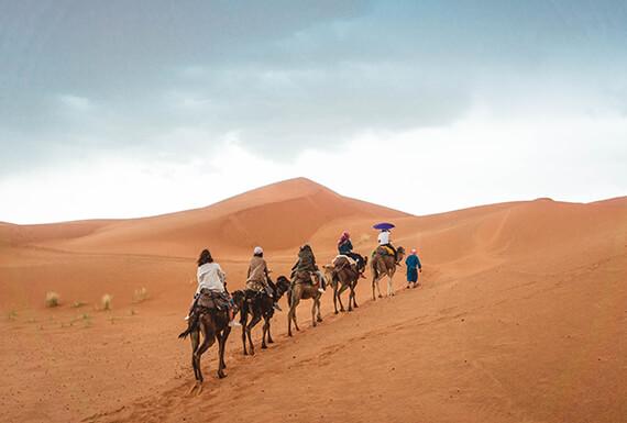 Sunset Desert lightroom landscape presets cover