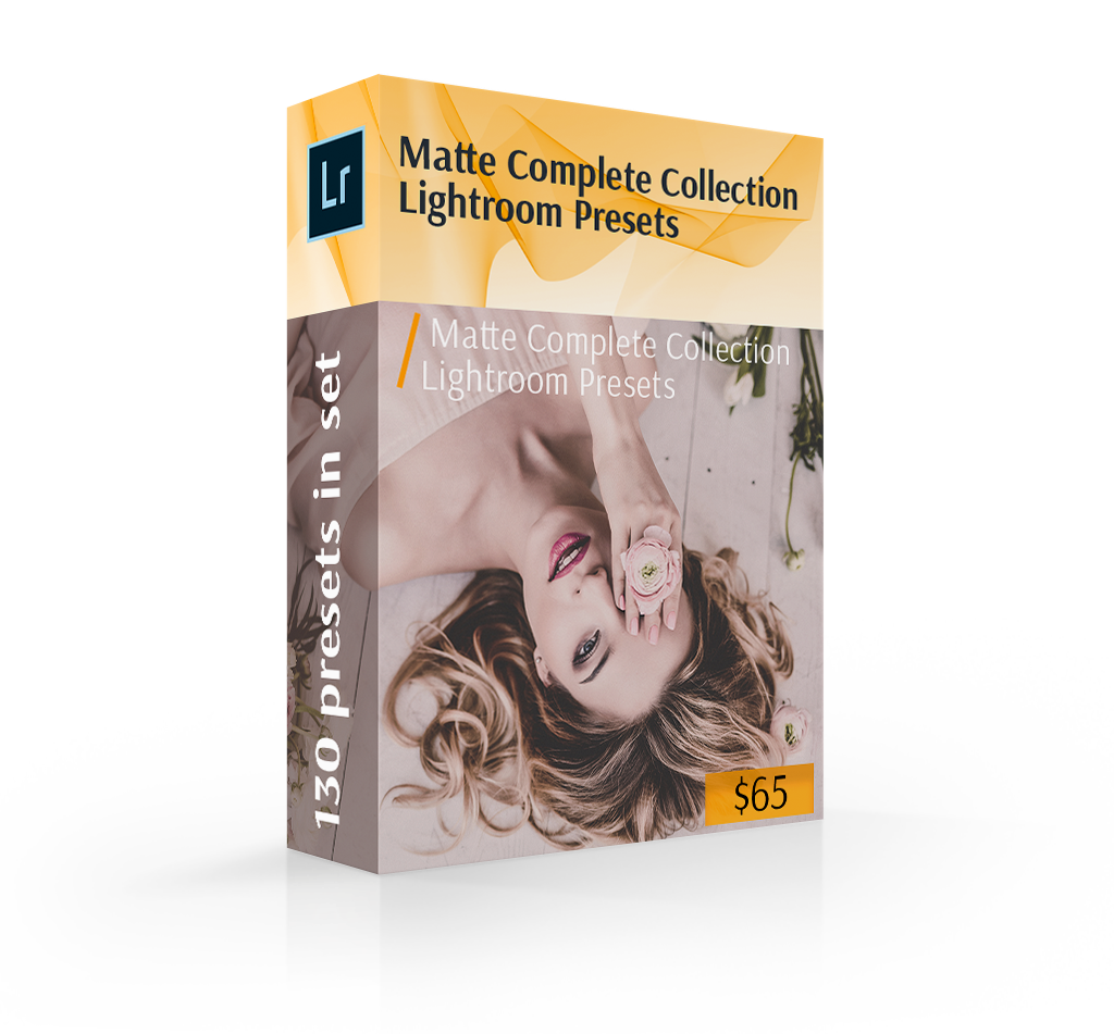 preset lightroom film cover box
