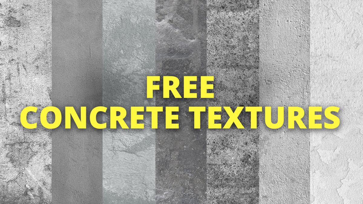 Free Concrete Textures For Photoshop