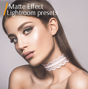 matte portait lightroom presets collection