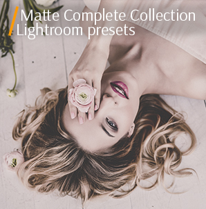 matte presets complete collection