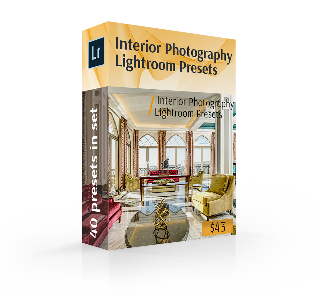 lightroom presets for interior photography cover box