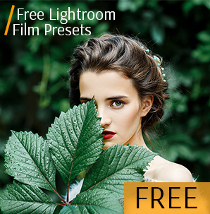 free photography presets film collection