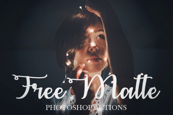 Photoshop Matte Actions Free Collection| Free Photoshop Matte Actions