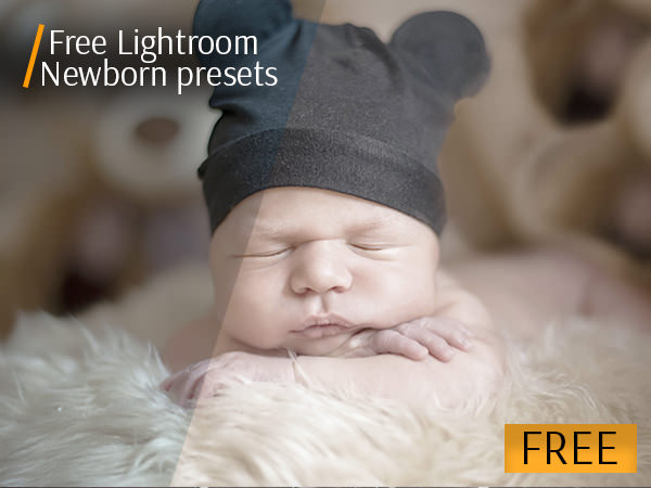 How to edit newborn photos in Lightroom Photoshop LR t
