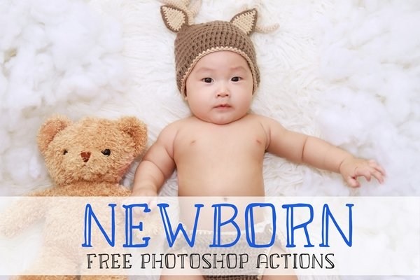 Download Newborn Photoshop Actions Free|Newborn Actions
