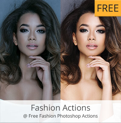 6 Free Fashion Actions For Photoshop Photoshop Actions For Fashion Free
