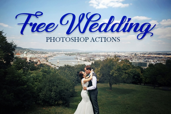 Download Free Wedding Photoshop Actions|Wedding Photoshop