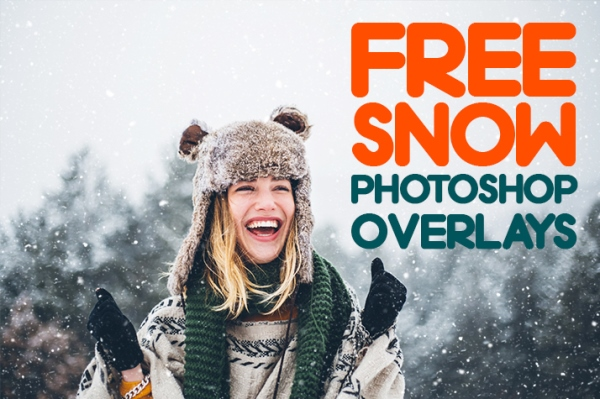 Free Snow Overlay for Photoshop Free Photoshop Snow Overlay Collection