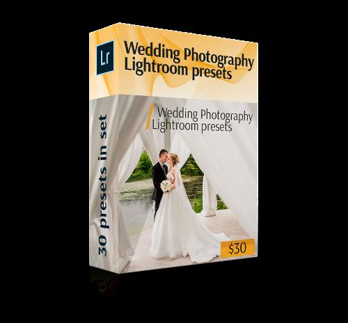 Lightroom Wedding Presets Bundle