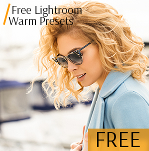 top free photo lightroom presets warm pack