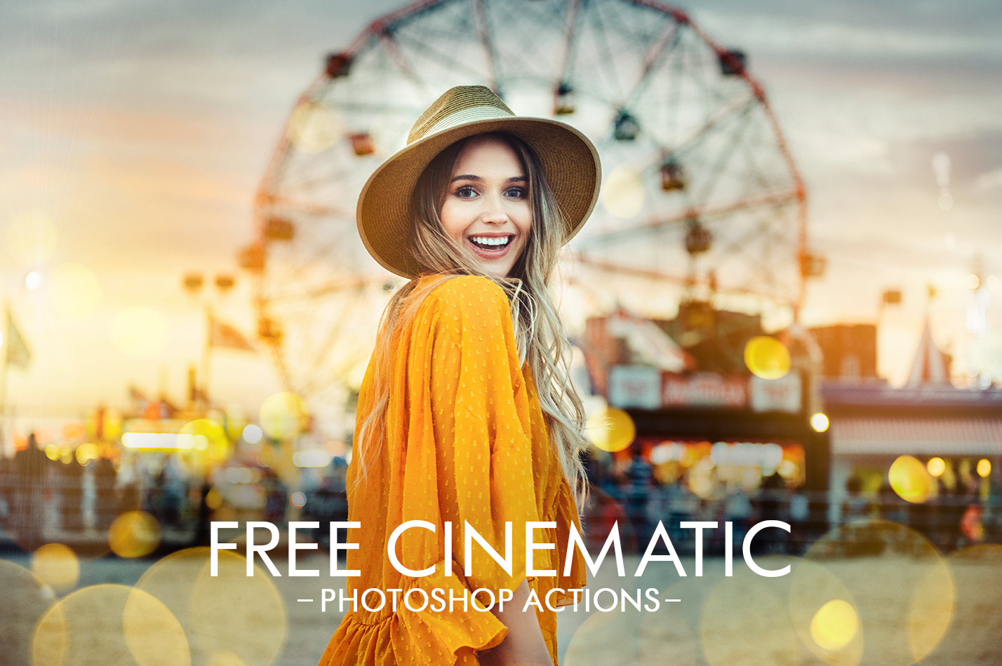 VSCO Actions Photoshop - Cinematic Look Photoshop Action Collection