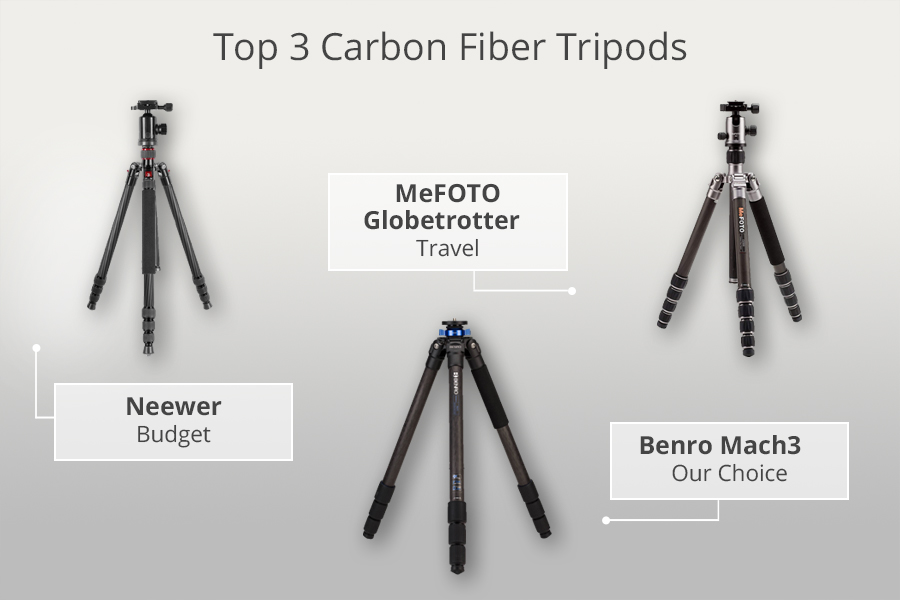 10 Best Carbon Fiber Tripods In 2020