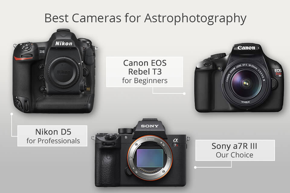 10 Best Cameras for Astrophotography - What Is the Best