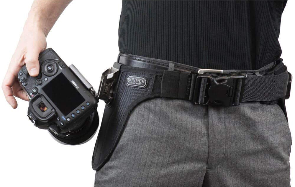gifts for photographers from 100 dollars holster