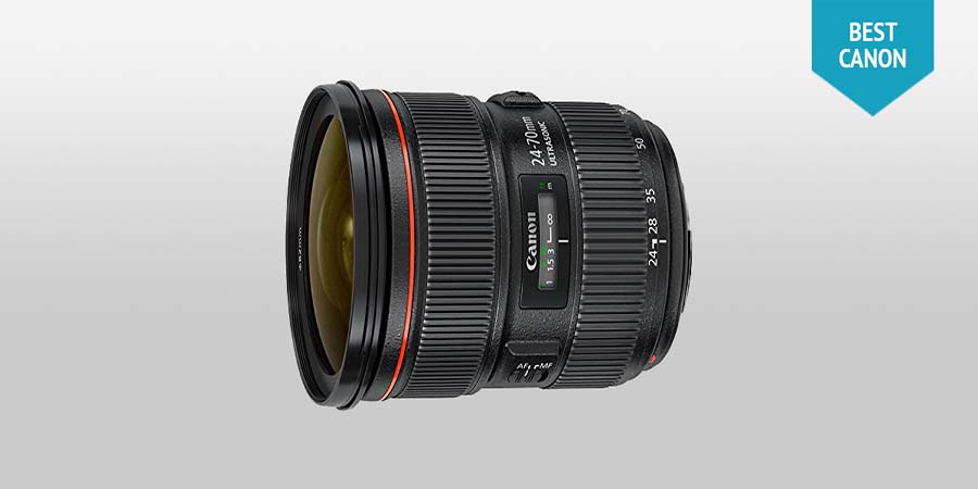 Canon 24-70 mm