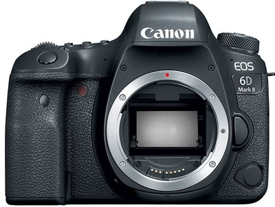 Canon EOS 6D Mark