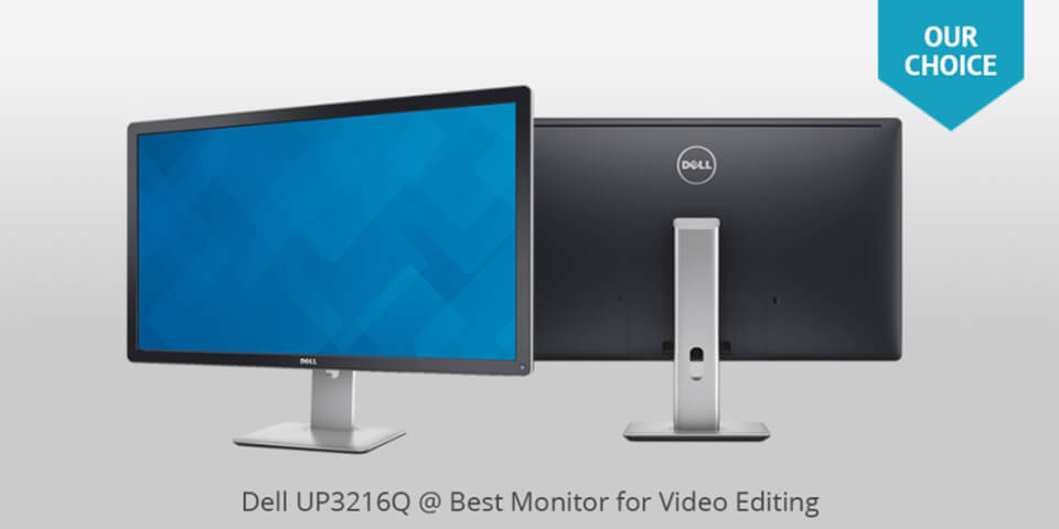 15 Best Monitors For Video Editing In 2020