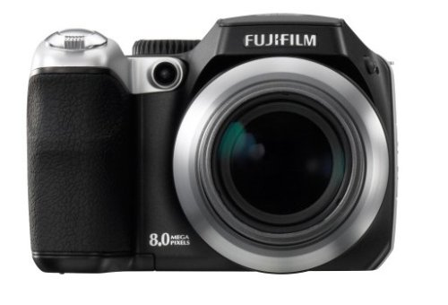 FUJIFILM Digital Camera FinePix S8000fd