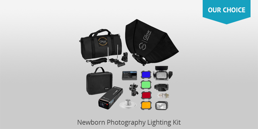 newborn photography lighting kit
