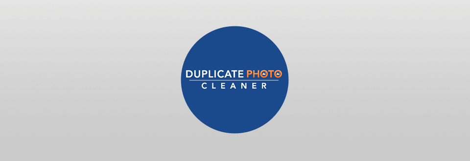 duplicate photo cleaner logo