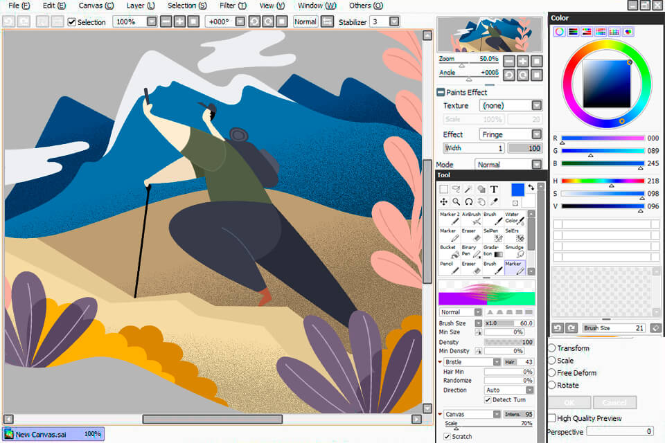 Paint Tool Sai Keygen (Free Download)