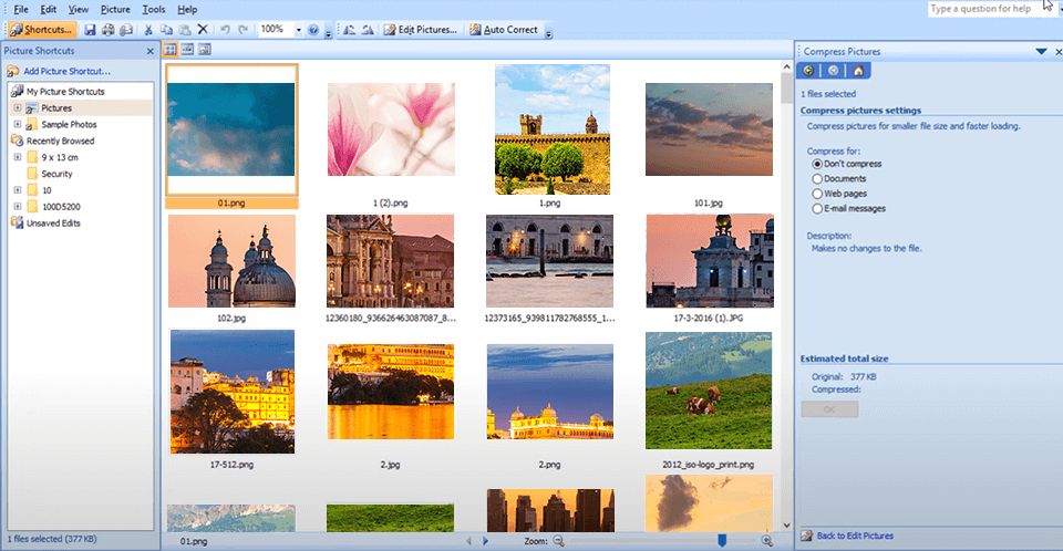 Microsoft Office Picture Manager Free Download