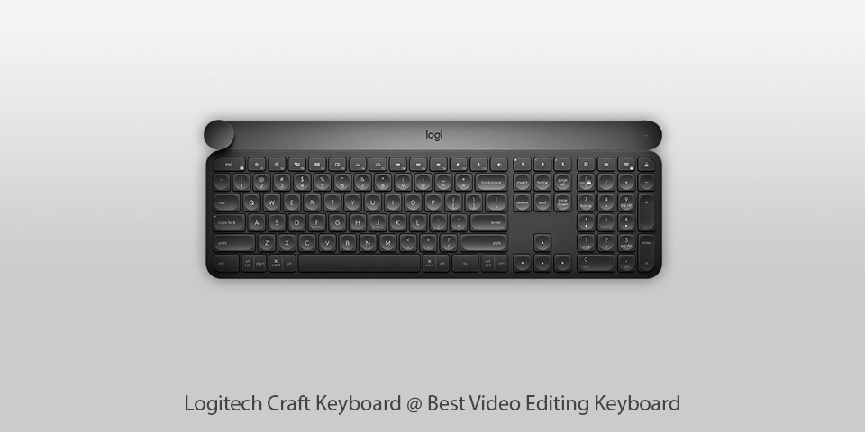9 Best Video Editing Keyboards In 2020