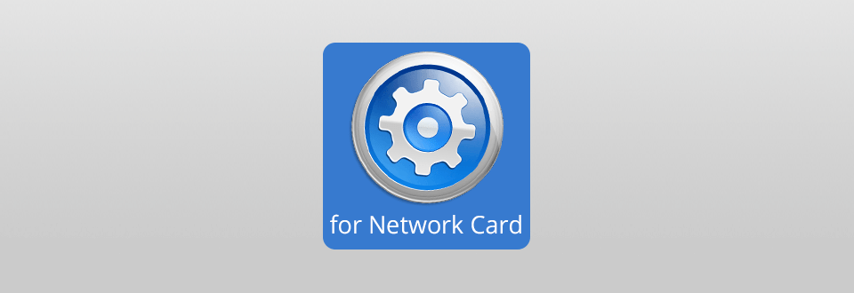 driver talent for network card logo