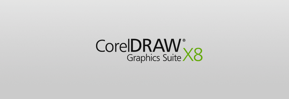 corel draw x8 logo