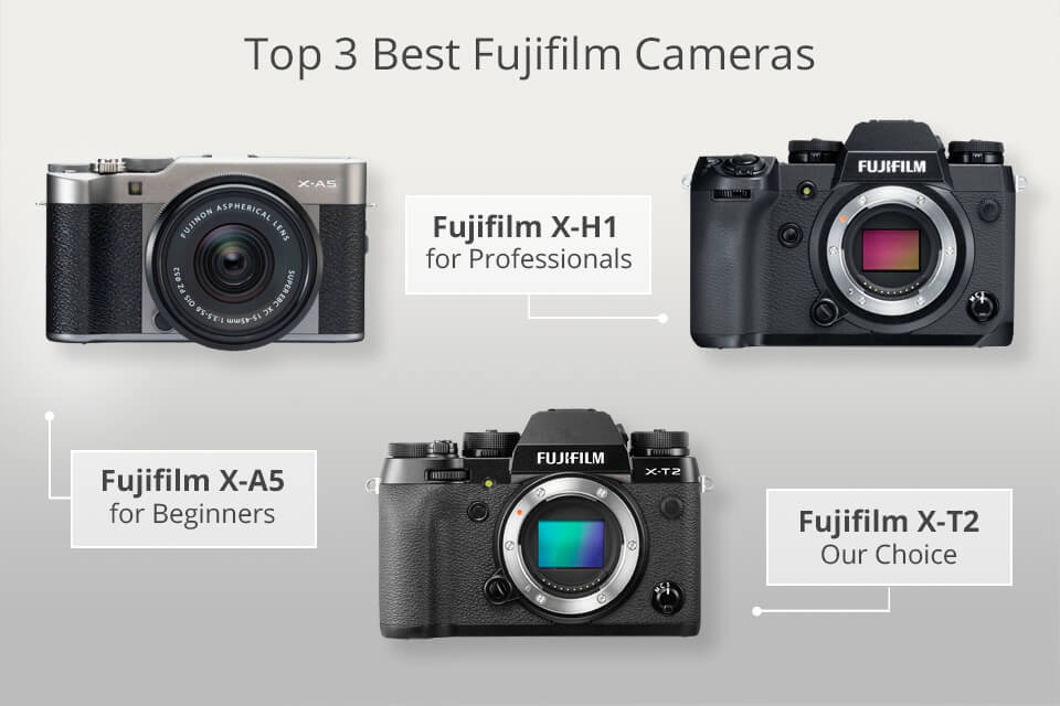 15 Best Fujifilm Cameras - What Is the Latest Fujifilm Camera?
