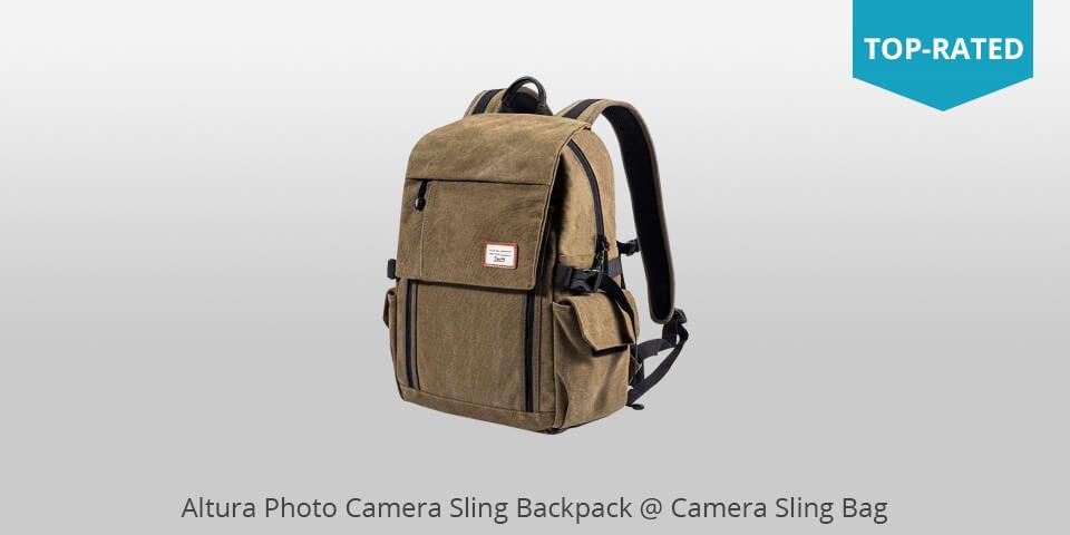 Best Camera Sling Bags In 2020