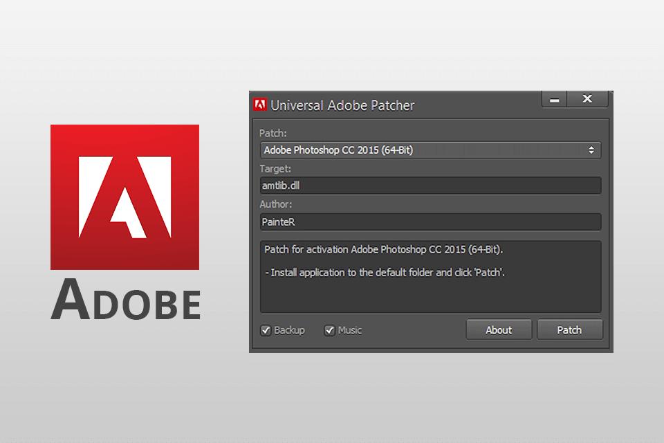 Adobe Patcher 2021 Universal Adobe Cc Patcher Download
