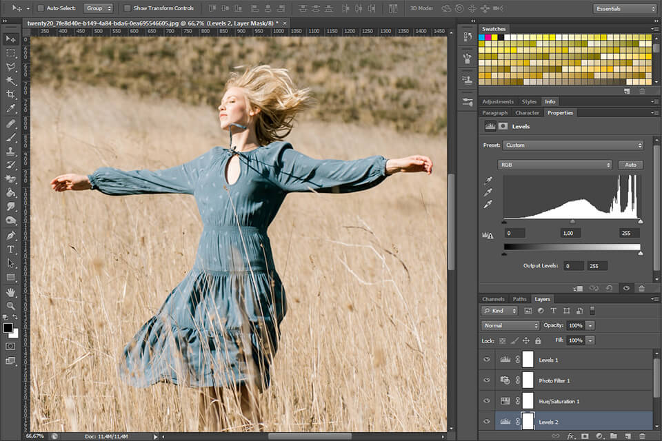 adobe photoshop cs online editing free