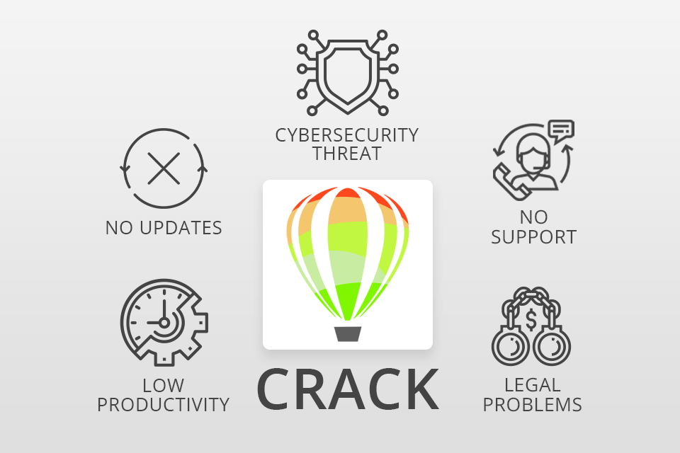 Coreldraw 2019 evaluation version crack