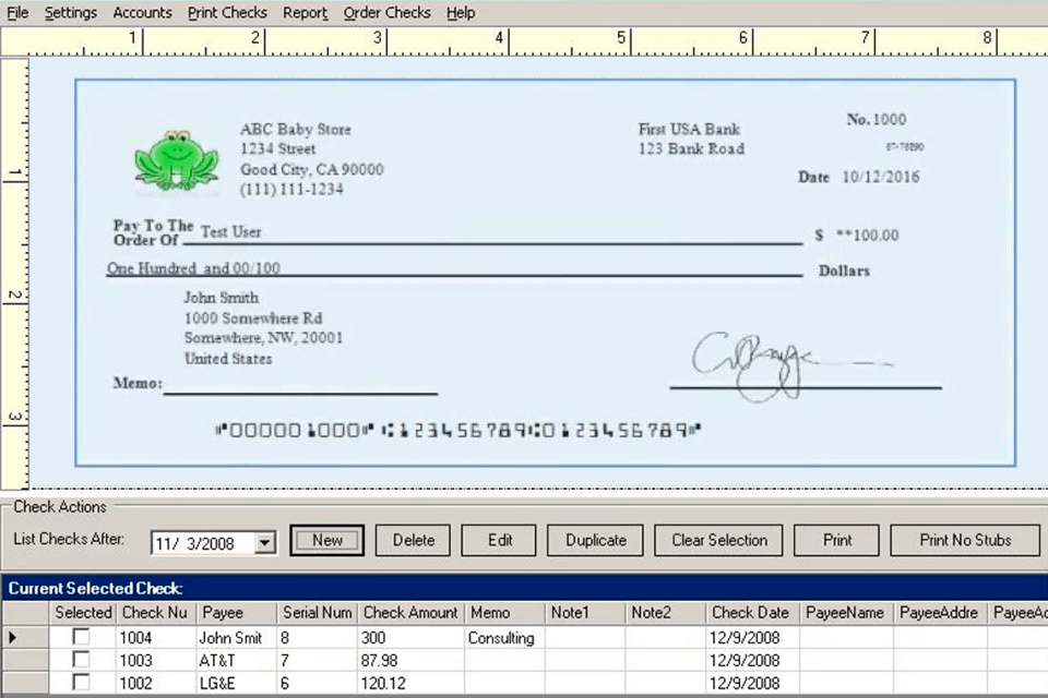 8 Best Check Printing Software In 2021
