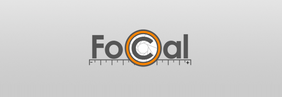 focal plus logo lens calibration