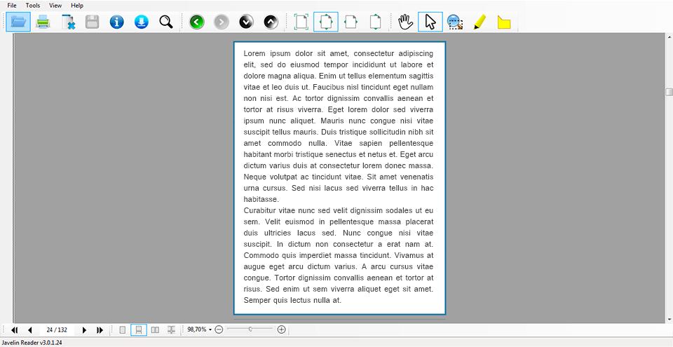 javelin pdf reader best free pdf reader - 2020年最好用的15款免費PDF檔閱讀、編輯軟體,Windows、Mac通通有
