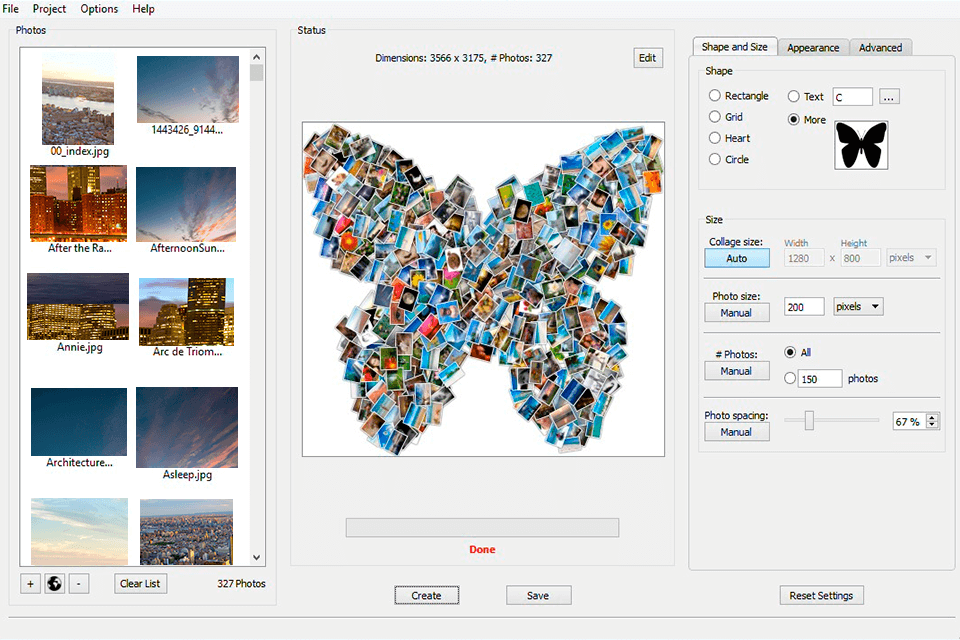 free online collage maker unlimited photos
