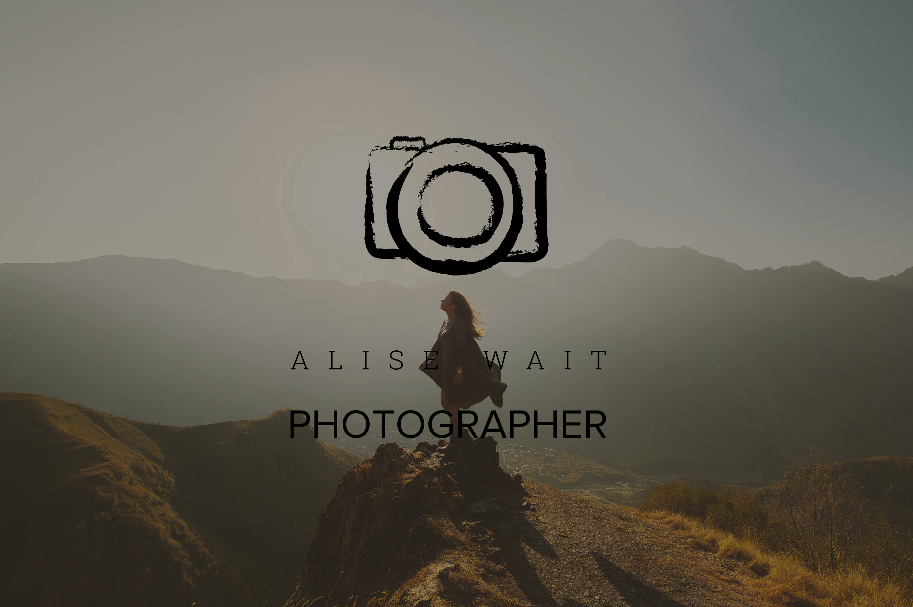 free photography logo