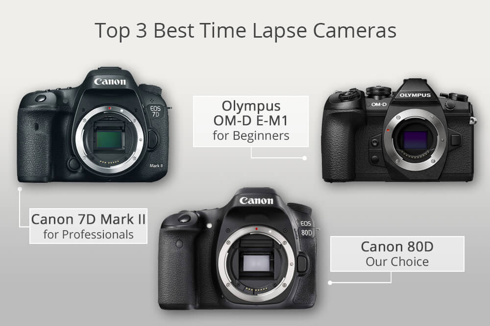 10 Best Time Lapse Cameras What Time Lapse Camera To Choose For The First Time