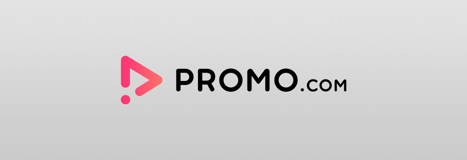 promo video maker logo