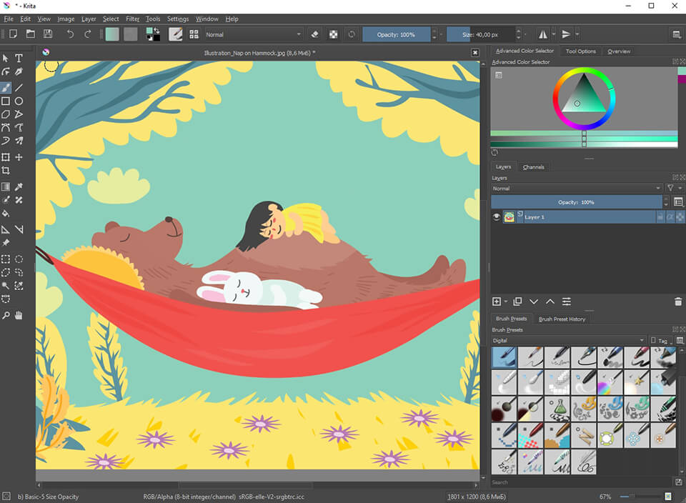10 Best Free Graphic Design Software In 2020