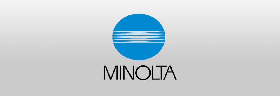 Бренд камеры Minolta