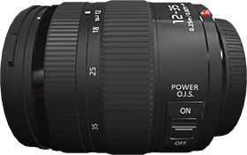 Panasonic 12-35mm f/2.8