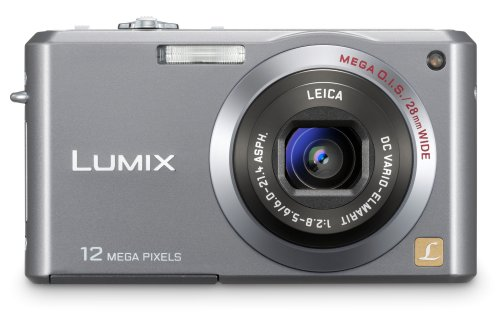 Panasonic Lumix FX100S 12.2MP