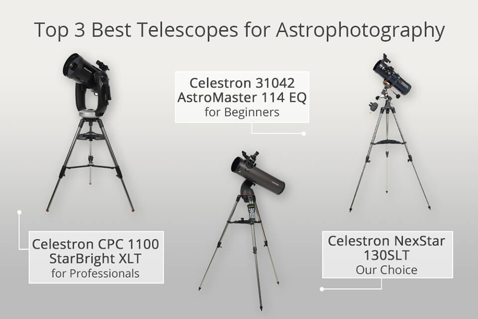 10 Best Telescopes for Astrophotography – How to Choose a