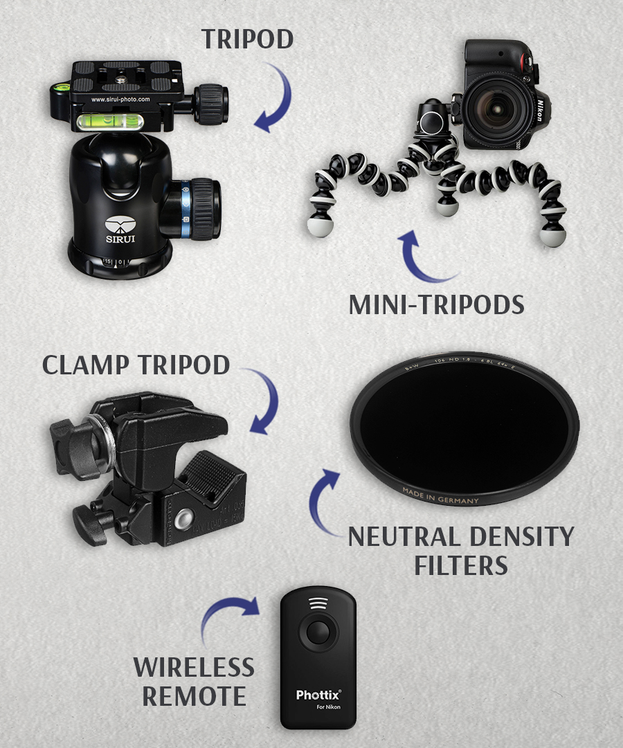 twilight photography gear